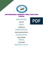 Info-310 Santa Tarea 3