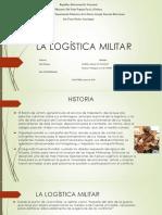 La Logística Militar