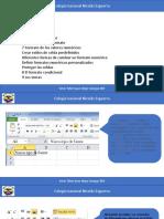 Unidad 7 Excel 2010