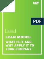E Book Lean Model