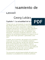 Lenin Lukacs