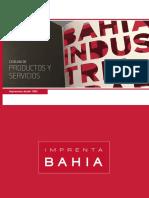Catalogo Bahia en Baja 3