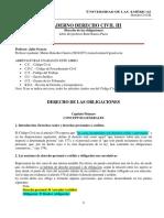 Apunte Derecho Civil III - Obligaciones