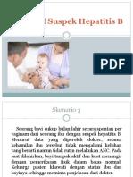 Nonatal Suspek Hepatitis B
