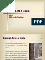 Biblia-05-o-canone.ppt