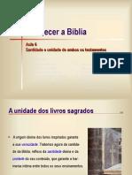 Biblia-06-santidade-e-unidade.ppt