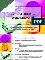 Comportamiento organizacional robbins.ppt