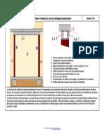 Ficha 1.- Abertura en Un Muro Mediante El Método de Las Dos Semivigas Mampostería