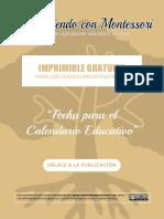 Fecha Versión Castellano