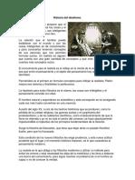 Historia Del Idealismo