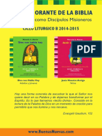 Lectura Orante - Buenasnuevas.com