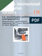 Revista Sociología Política