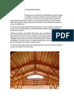 Techos Estructurales de Madera