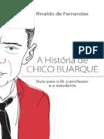 A Historia de Chico Buarque - Rinaldo de Fernandes