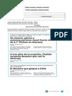 Trabajo evaluado DESASTRES NATURALES..doc