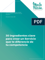 30 Ingredientes Clave Marta Falcón