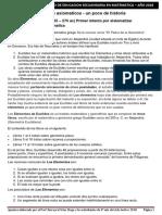 Sistemas Axiomaticos- Clase 1-3 Geometria III