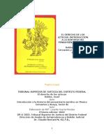 El Derecho de Los Aztecas