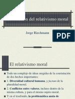 Relativismo Moral