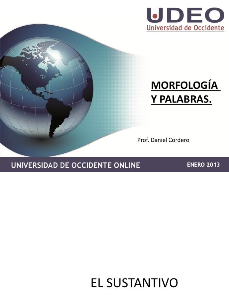 Morfologia Ppt Verbo Adjetivo
