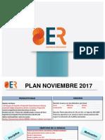 Plan Noviembre 2017