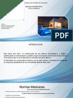 Proceso Constructivo Alberca