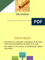 16170042 Job Analysis Ppt