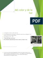 Teoria Del Color y de La Luz