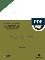 Classe Industrial PPH Brasil Relatorio Executivo