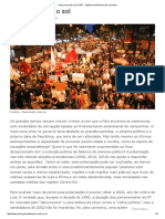 Nada Novo Sob o Sol _ ANF - Agência de Notícias Das Favelas