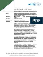 RTFM Análisis y comparación de metodologías de ordenación de cuencas hidrográficas. Aplicación a la cuenca de La Paz en Baja California Sur, México. 2012