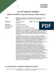 RTFM Análisis y comparación de metodologías de ordenación de cuencas hidrográficas. Aplicación a la cuenca de la rambla Gallinera (Alicante). 2011