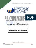 5 Public Speaking