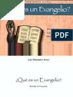 Rivas, Luis Heriberto - Que Es Un Evangelio (1)