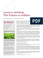 In Brief Agriculture Advisory Board