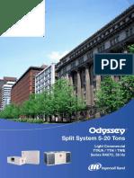 Odyssey Duct Type R-407C