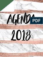AGENDA 2018 PDF Chely Pelayo