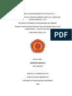 Asuhan Keperawatan Coronary Artery Disease ( Cad )-1