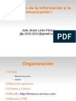 2010-2011 Presentacion 2BAC
