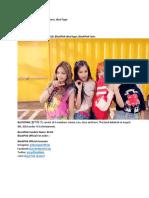 BlackPink Members Profile