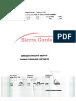 02.- Estandar Operativo HSE N° 2 Trabajos en Espacios Confinadfos rev. 01