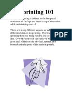 sprinting-101