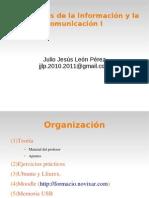 2010-2011 Presentacion 1BAC