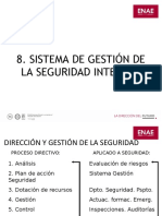 Sistema de Gesti{on de La Seguridad Integral