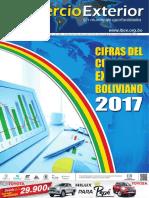 Ce 259 Cifras Del Comercio Exterior Boliviano 2017