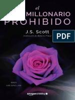 El Multimillonario Prohibido (Los Sinclair 2)- J. S. Scott