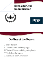 Pra Court Report