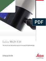 Leica M620 F20 Brochure En