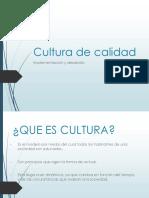 Cultura de Calidad Grupo 2