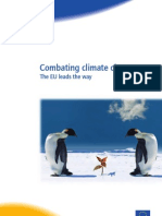 Combating Climate Change #1